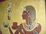 egypt, 2007, acryl on wall 180x240cm